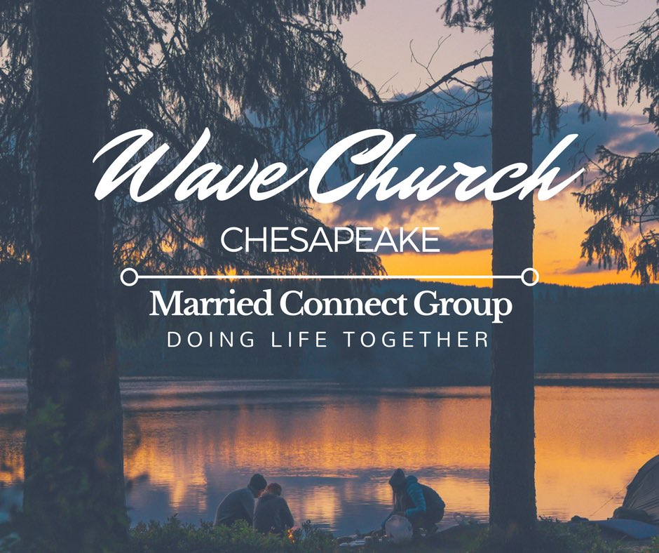 Had a great time at Wave Church Chesapeake Married Connect Group! #lifetogether #notalone @wavechurch @stevekelly02 @chrismoore757 <br>http://pic.twitter.com/NHbNoQgc7G