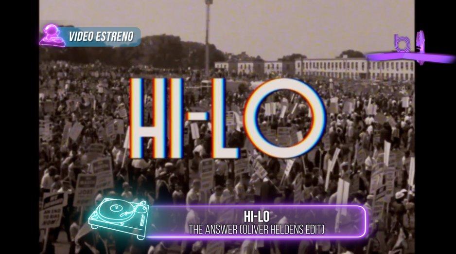 Veamos nuestro primer #VideoEstreno 🎬 de esta noche #TheAnswer ⚡ de @h...