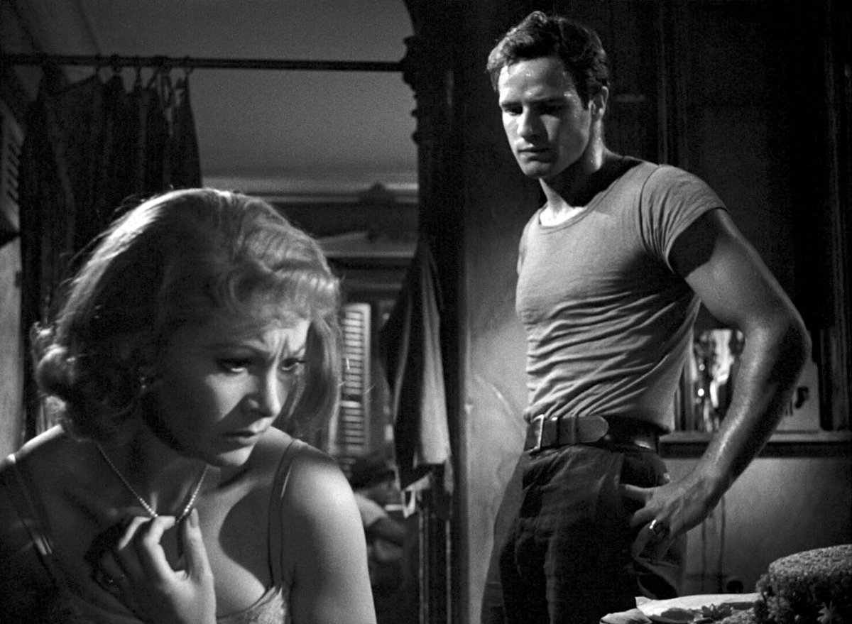 "Cinematic Artistry on Twitter: ""A Streetcar Named Desire (1951 ..."