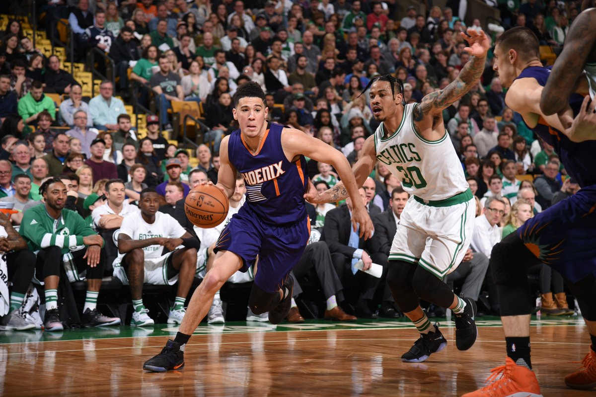 Devin Booker's 70 points are the most in a game since Kobe Bryant's 81...