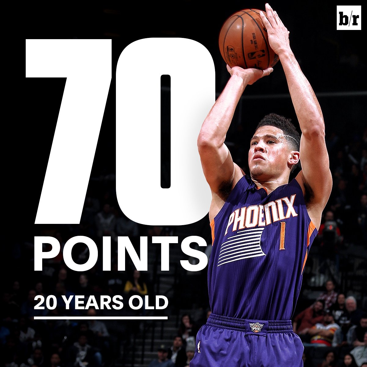 Devin Booker. No words. https://t.co/SydHhI4g0i
