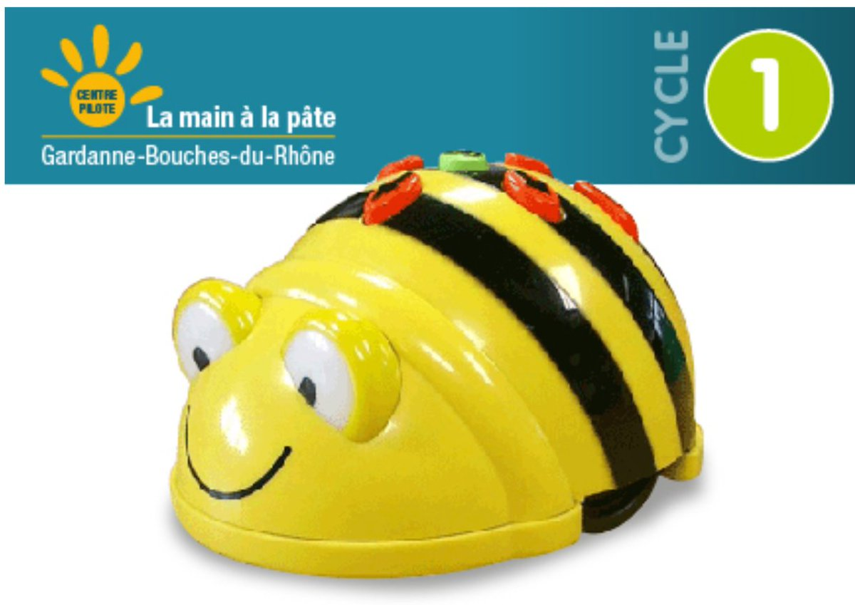 Jouer au robot en #maternelle avec BeeBot  #Code #Programmation @DANE_Aix_Mrs   http://www. pedagogie.ac-aix-marseille.fr/jcms/c_1050560 8/fr/jouer-au-robot-en-maternelle-avec-bee-bot-pour-la-semaine-des-mathematiques-2017 &nbsp; … <br>http://pic.twitter.com/pEnLCZbv1D