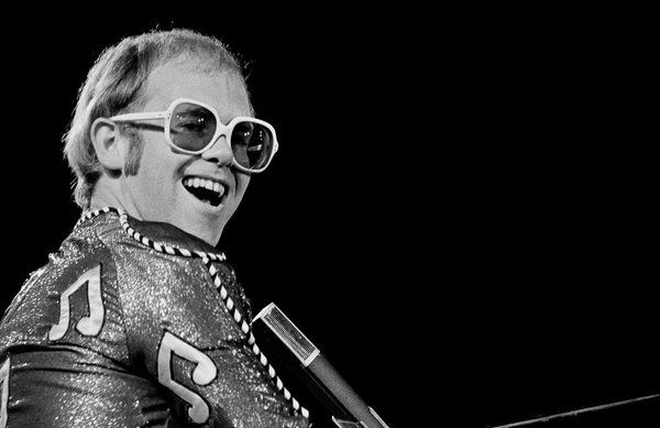 Happy 70th Birthday....to my first musical inspiration... the icon, Sir Elton John.