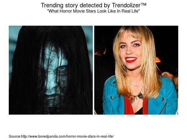 What Horror Movie Stars Look Like In Real Life #FreddyKreuger #JasonVorhees #MichaelMyers  http://www. trendolizer.com/2017/03/what-h orror-movie-stars-look-like-in-real-life.html &nbsp; … <br>http://pic.twitter.com/9og4vyOQNE