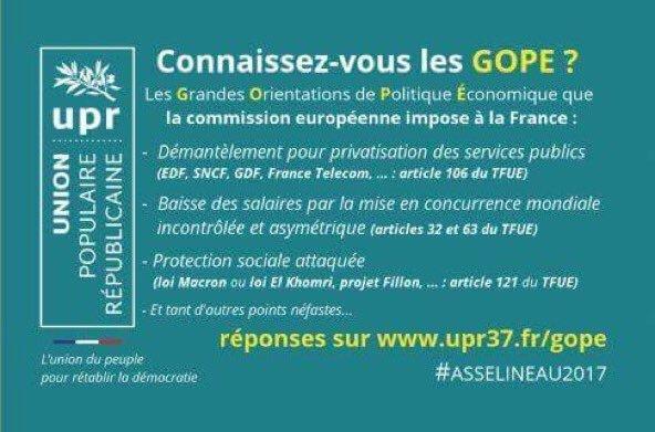 @LaMatinaleWE Et informer les français sur les #gope. Sa vous dis pas ? <br>http://pic.twitter.com/KRy0kK9inG