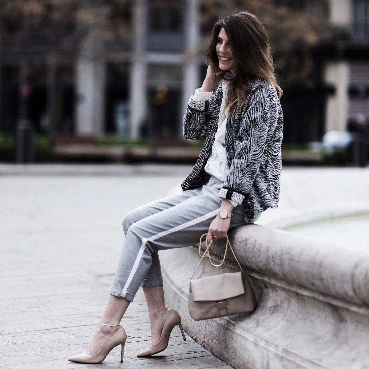 Nouveau #look sur le #blog !    http://www. byopaline.com/pantalon-gris- escarpins-nude/ &nbsp; …   #blogger #fashionblogger @ZARA @bashparis @andotherstories @SheIn_official<br>http://pic.twitter.com/yIcwMF3r2J