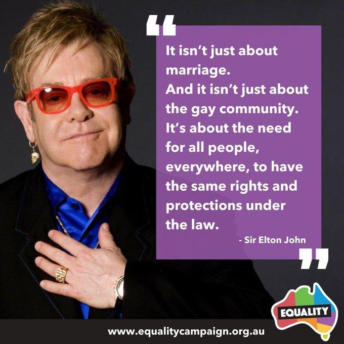 Happy 70th Birthday Elton John!