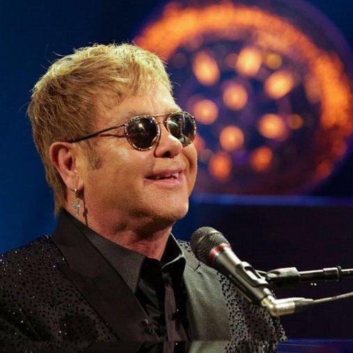 Happy Birthday to Sir Elton John, 70 today!