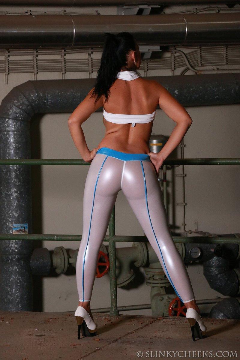 Candid spandex leggings yoga pants