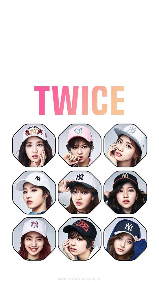 Twice Wallpaperѕ On Twitter Twice X Mlb 4 Phone Wallpapers Twice