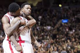 HAPPY BIRTHDAY to KYLE LOWRY!  The blood and sweat of the team!