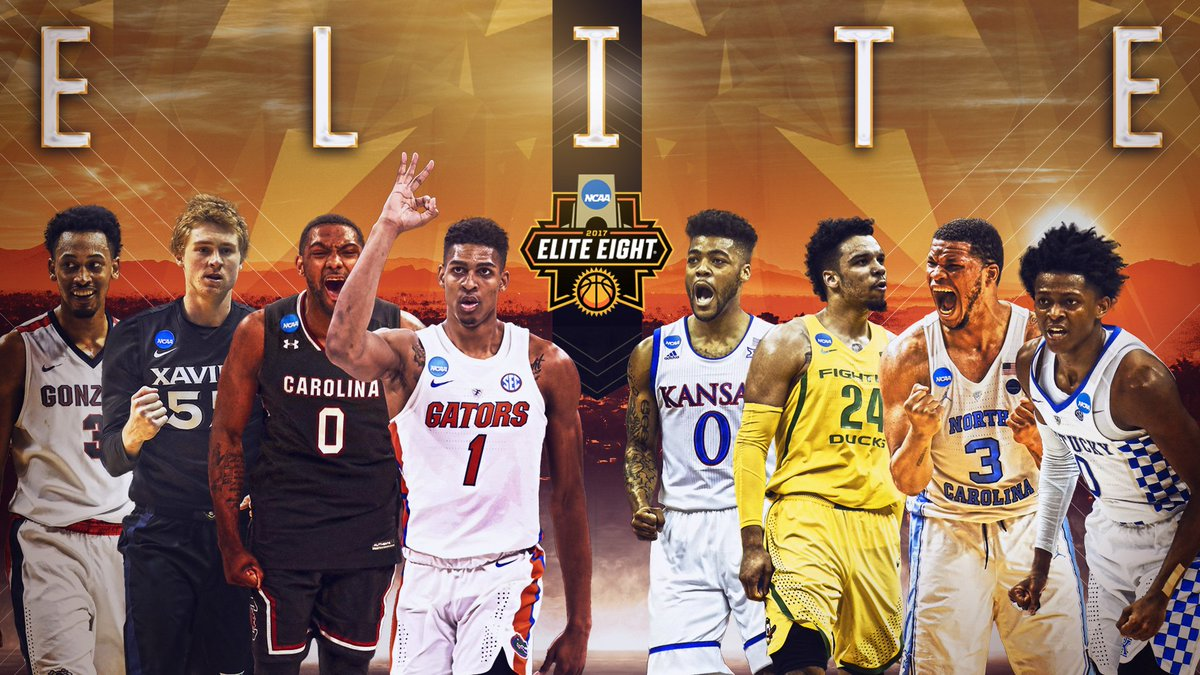 The #Elite8 https://t.co/JGE3gJBnun