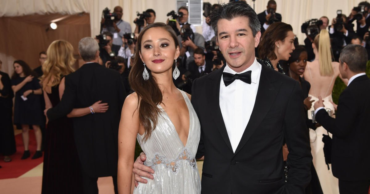 Uber CEO linked to escort bar visit that resulted in an HR complaint h...
