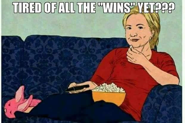 Excellent! #HillaryClinton #Trump<br>http://pic.twitter.com/74RtWLg9kE