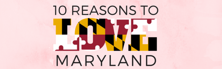 It's Maryland's birthday! Here are 10 reasons to LOVE the state. https://t.co/9UGjusOnlv #MarylandDay https://t.co/QrXMwlsgNx