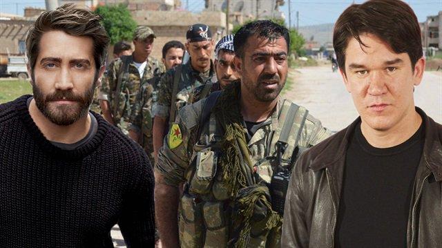 Hollywood terör örgütü YPG'ye film çekiyor! https://t.co/aFzOu8NG4g ht...