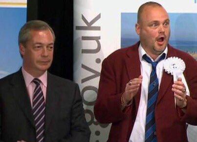 Reaction to news of Carswell's quitting UKIP reaches FUKP leader https://t.co/6se69Rlvt3