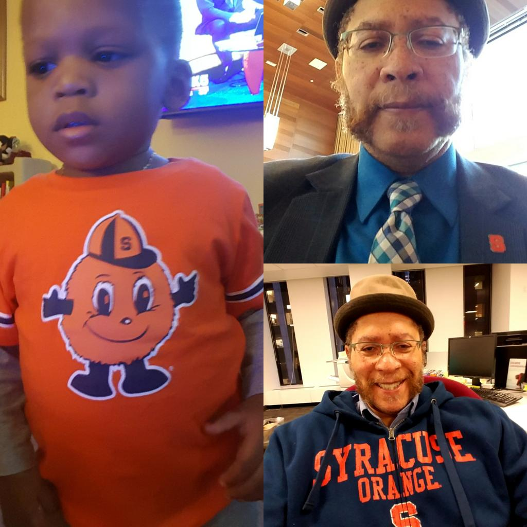 🍊Happy National Orange Day to our #OrangeNation family!🍊  Sharing photos of my Orange pride with #CelebrateSU! #CuseNation https://t.co/Q2HbtU1YLv