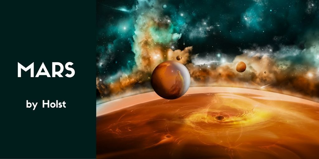 What are we #listening to this week?  Something out of this world... #music #universal #fundamental #cosmic #March #Holst #orchestra<br>http://pic.twitter.com/97wcR9DnJE