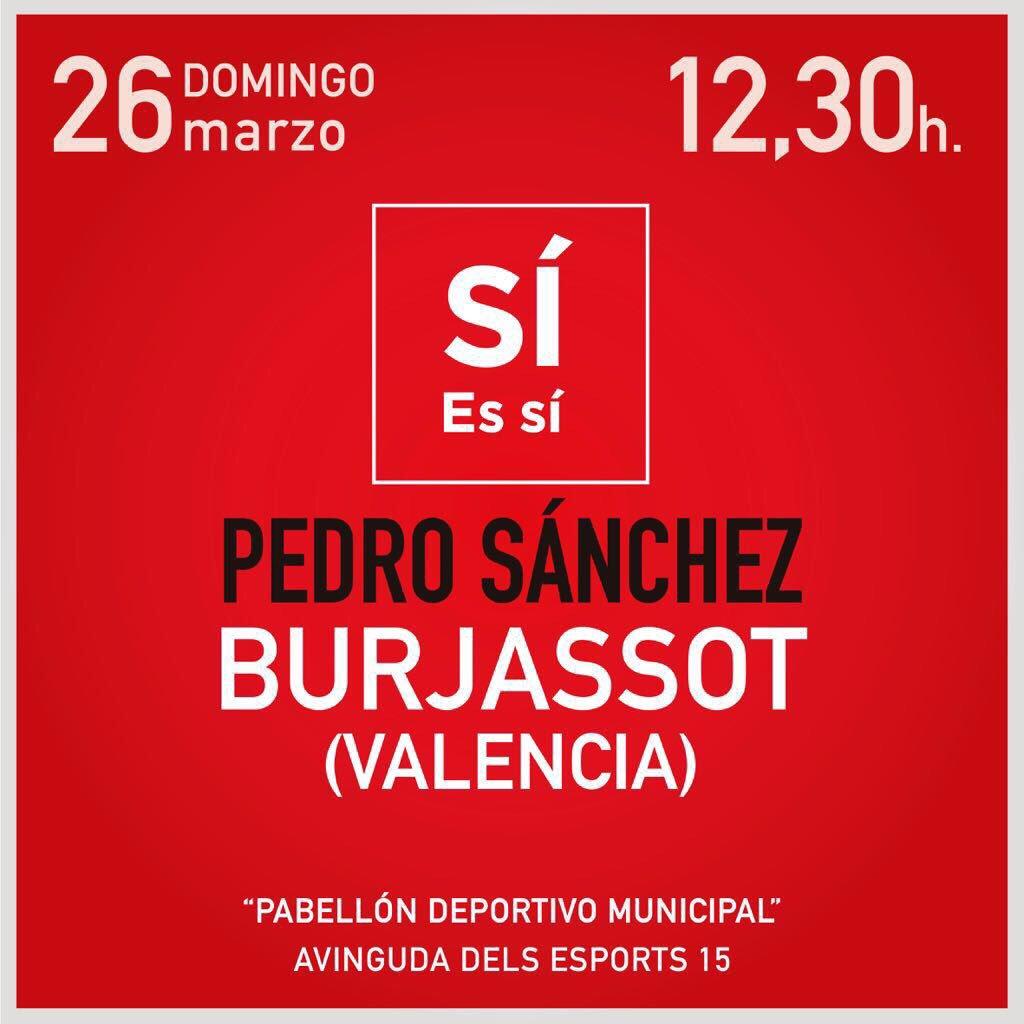 #Socialismo #Unión #Solidaridad #Coherencia #Ilusión #Transparencia se citan mañana con @sanchezcastejon Ven con nosotr@s #SomosSocialistas<br>http://pic.twitter.com/6Z5nOEoSPI