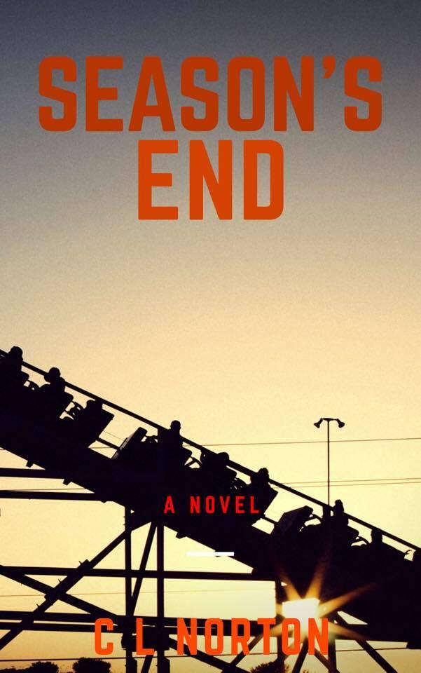 #ComingSoon - Season&#39;s End - #horror #novel set in a fairground. #newwriting #newbooks #amreading #indiepublishing #horrorfan #CoverReveal<br>http://pic.twitter.com/80gOo8qPI9