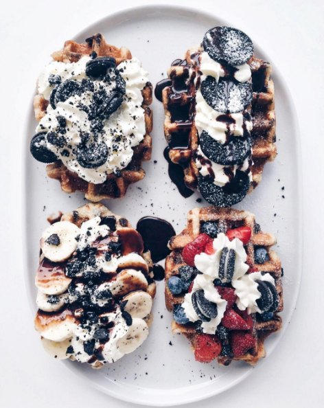 When your waffle game is on point 👌#InternationalWaffleDay https://t.c...