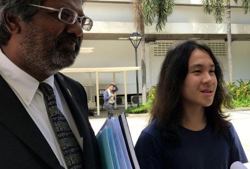 #Singapour: un adolescent obtient l&#39;asile politique aux #Etats-Unis     http:// ln.is/www.france24.c om/fr/YtY5x &nbsp; … <br>http://pic.twitter.com/nbIxSlN60D