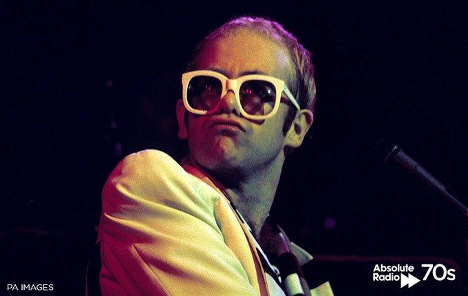 Ladies and Gentlemen, Mr Elton John is 70 today. Happy Birthday sir!