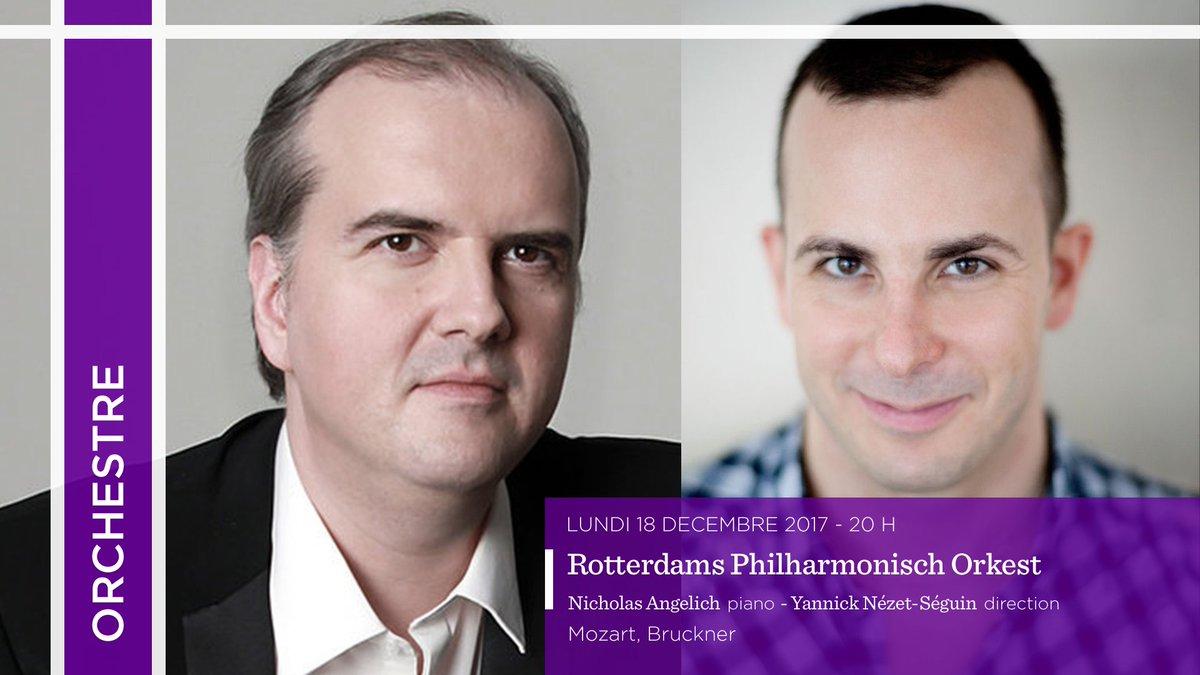 #TCE1718   18/12 Y. @nezetseguin #orchestr@rdamphil et #NicholasAngelich pour #Concerto #Mozart et #Symphonie 4 #Bruckner<br>http://pic.twitter.com/7qTHHhKPYq