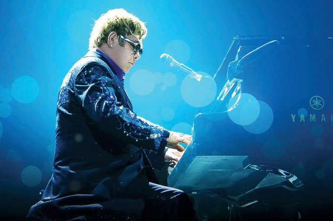Happy birthday to the one and only Sir Elton John! We can\t wait to see him this September!
