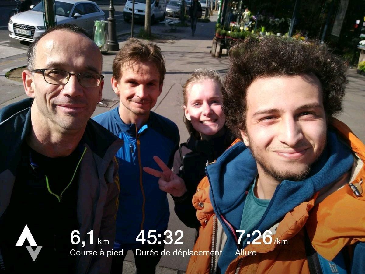 Petit fractionné Garmin aujourd&#39;hui sous ce beau soleil  #whyirunbirhakeim #garmin #adidas #run #running #paris<br>http://pic.twitter.com/wnH996XEWY