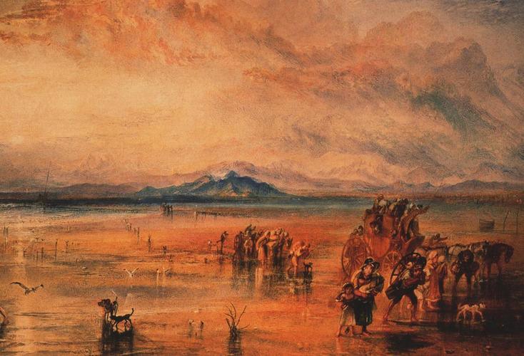 Lancaster Sands  https:// goo.gl/YmEeCf  &nbsp;   #arthistory #turner <br>http://pic.twitter.com/rBlbKBxJNH