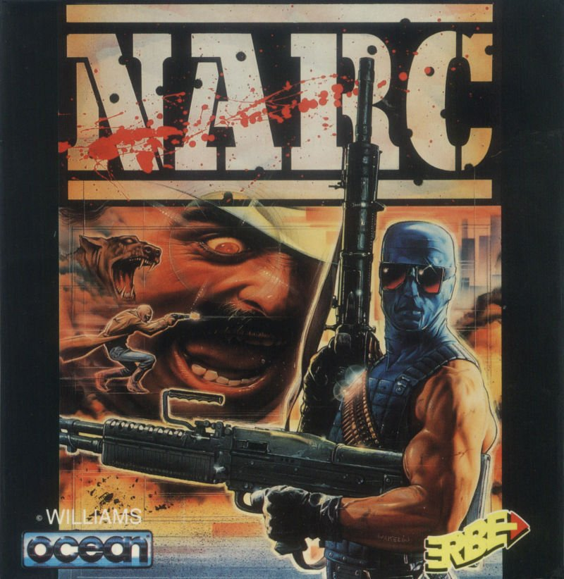 SPECTRUM SATURDAY: NARC In 1990 8-Bit fans got to play a &quot;Williams&quot; classic &amp; take down Mr. Big #arcade #retrogaming #ZXSpectrum #zx #gaming<br>http://pic.twitter.com/OndyXlhtp3