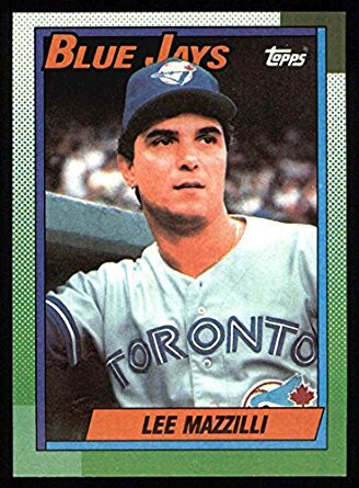 Happy 62nd Birthday to Lee Mazzilli, who played his final 28 major league games with the Toronto Blue Jays in 1989.