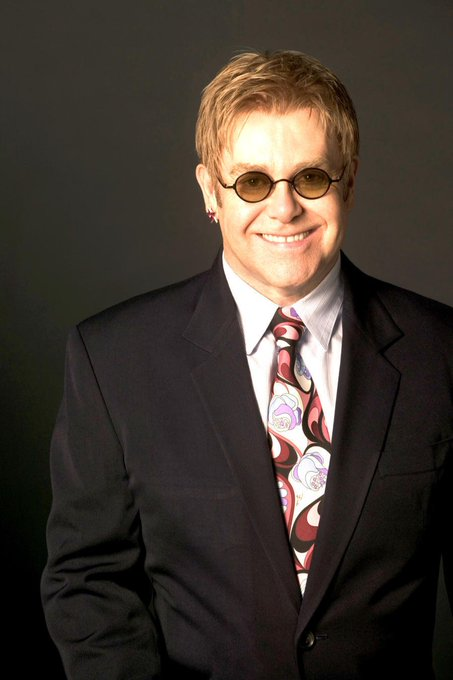 I\d be remiss to not wish a Happy 70th birthday today as well to The Rocket Man...Sir Elton John....