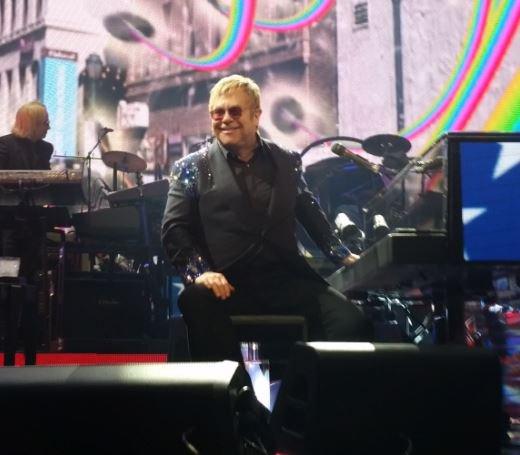 Wishing Elton John a very Happy Birthday!