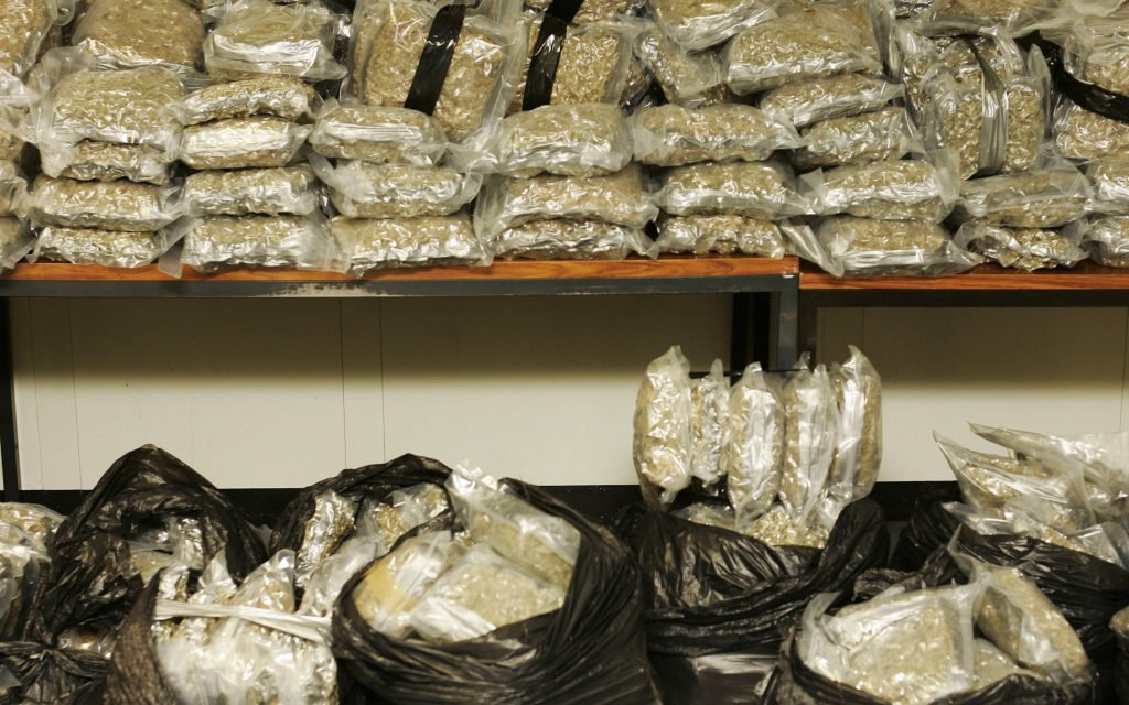 Serbia Police Seize Over a Ton of Marijuana – High Times
