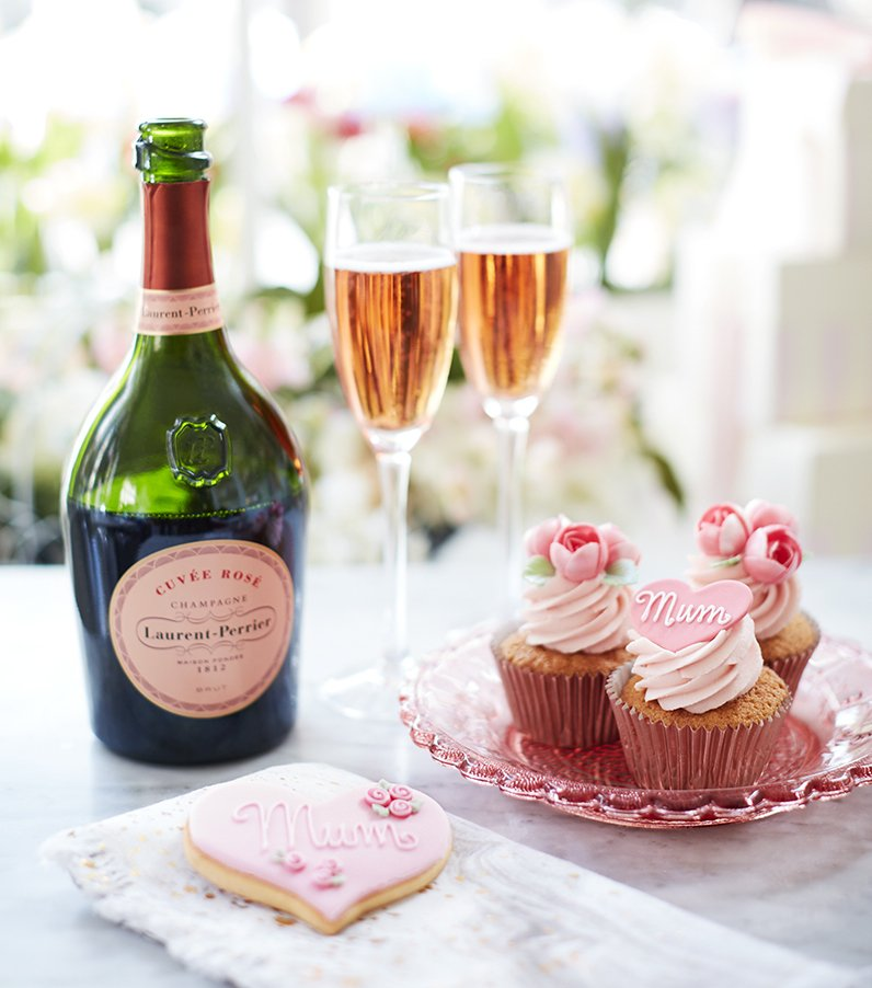 For your #MothersDay @PerrierRose!! Pioneer of #rosé brut #champagnes, the #CuvéeRosé is the benchmark of its category...now on promotion !!<br>http://pic.twitter.com/xGndMTssyz