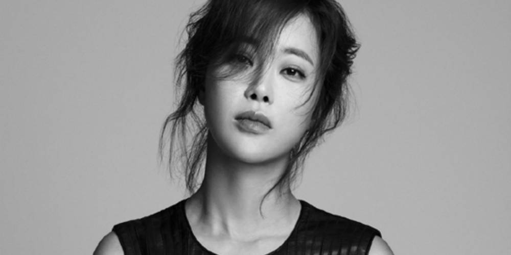 Baek Ji Young keeps fans up-to-date on her pregnancy progress