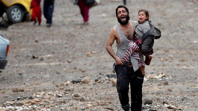 Musul'u DEAŞ'tan geri almak için başlatılan operasyon, sivil kayıplar...