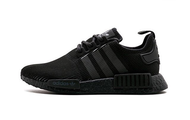 293e2a3918e6b 3M reflective detailing hits the next adidas NMD R1 Triple Black  https   thesolesupplier.co.uk release-dates adidas adidas-nmd-r1 -triple-black-3m  ...