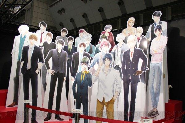 『スタマイ』『FGO』『アイナナ』『ユーリ!!!』など展示いっぱい。アニメジャパン巡りしてみた