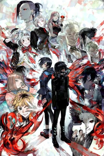 Don't miss the first episode of #TokyoGhoul tonight on #Toonami! https...