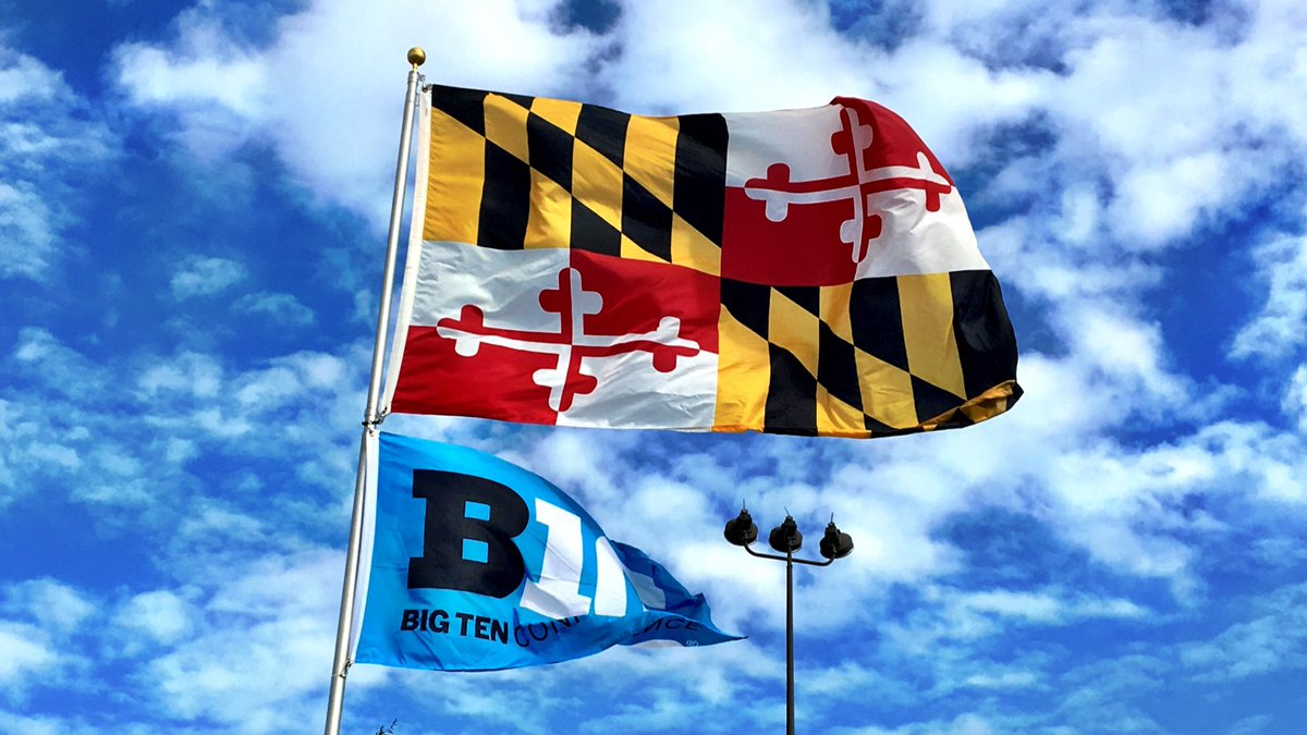 Maryland, we're all behind you...  Happy #MarylandDay, #TerpNation! ht...