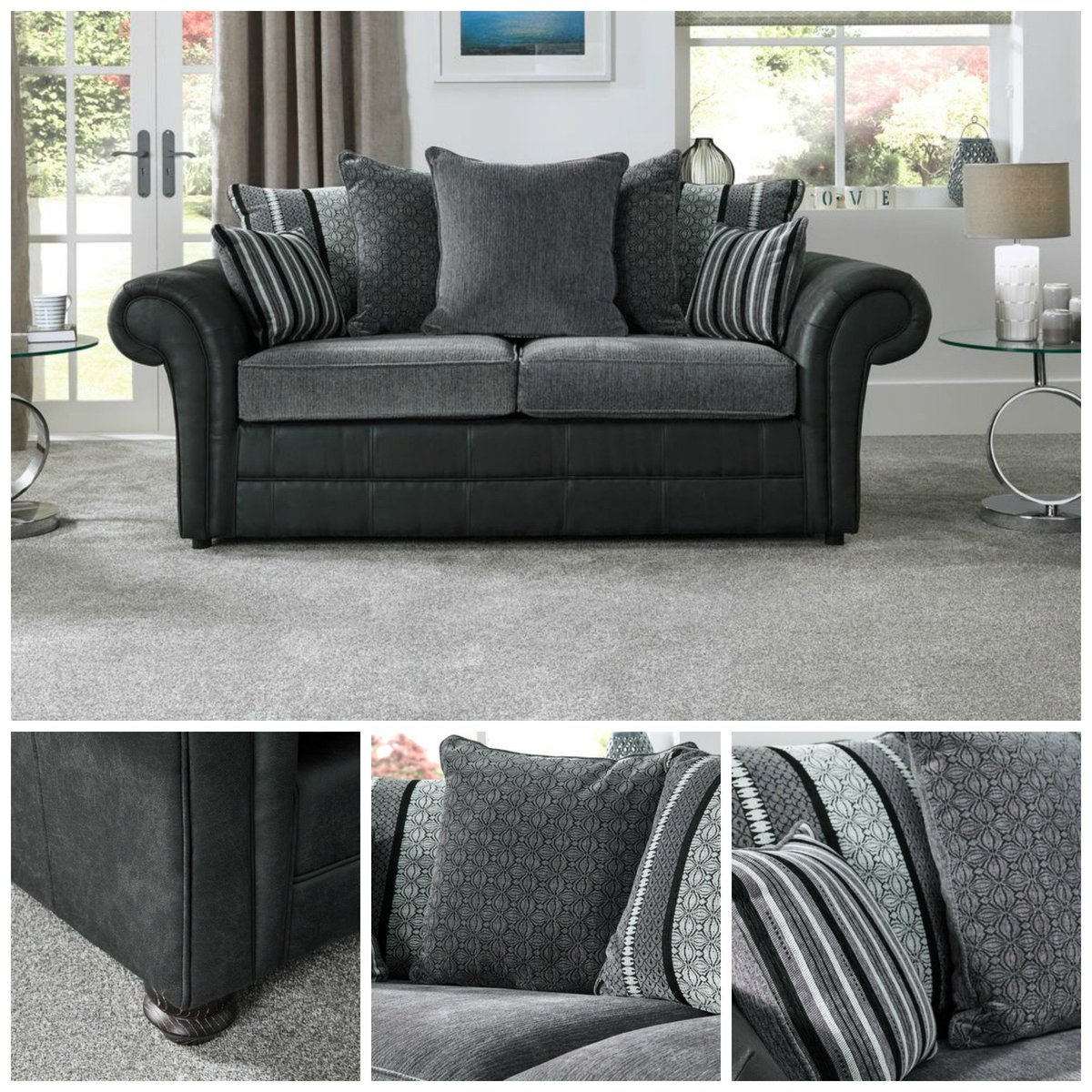 Scs Sofas On Twitter Save 600 On This Extra Comfy Milan 3 Seater