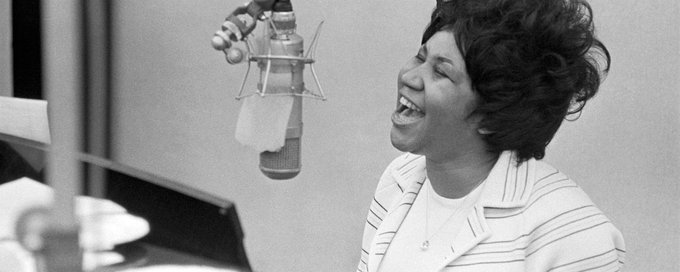 Happy 75th Birthday to Soul Queen Aretha Franklin!
