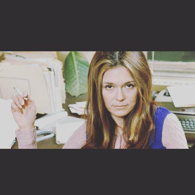 Happy Birthday Gloria Steinem! ! ! ! ! ! ! !  Check out my blog! Link in my bio.