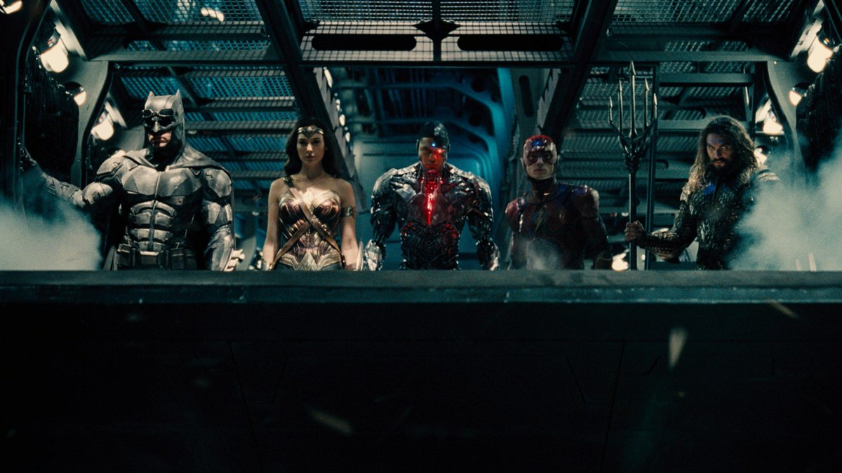 Justice for all. #JusticeLeague in theaters November 17. https://t.co/...