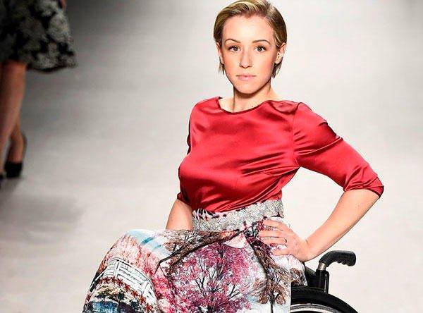 e407362c5 modelos deficientes conquistam passarelas da new york fashion week nyfw