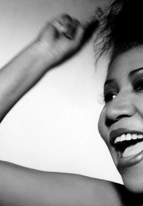 Happy 75th Birthday, Aretha Franklin -- the best there\s ever been and ever will be.